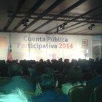 En #Mapuzungun inicia #CuentaPúblicaParticipativa Gobierno Regional Araucanía. Gestión 2014. @fhuenchumilla http://t.co/Ntr8bFiXrg