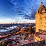 """wow! """"@EdmontonTourism: Gorgeous shot of @FairmontMAC and the river valley. Photo by nebo86 on Instagram. http://t.co/9r8rP2hE1l"""