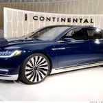 Lincoln Continental is making a comeback—with reclining seats, lights that greet you, & more http://t.co/Sgit7bOExV http://t.co/QrTn849jPh