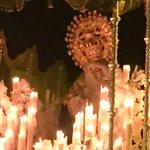 Y a continuación el palio de la hermandad de la Redención #SSCordoba15 http://t.co/ce6oDcwW1n