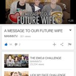 GO WATCH @MANNNtv_ s NEW VIDEO 💍💗💍 @AdamBongo @Nick_TheHat @NolanEmme  http://t.co/KvfAUjyAvB FOLLOW ME? x52