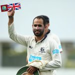 Fawad is going to England! @bachaji23 has been chosen in the Test squad to tour UK & Windies alongside Buck & Sidds. http://t.co/YiRAUXvq3c