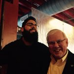 With Preds fan Chase Hewett and his playoff beard at the Red Pony in Franklin http://t.co/Xhc5mGArYv