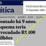 Acredite se quiser..@Estadao altera data de matéria sobre Mensalão Tucano p/fugir de buscas do Google! #ZeloteNaGlobo http://t.co/cXXfvLQi1Z