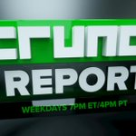 Tune in now to watch Crunch Report, a recap of the top headlines from today on http://t.co/FQzFJNqFgG