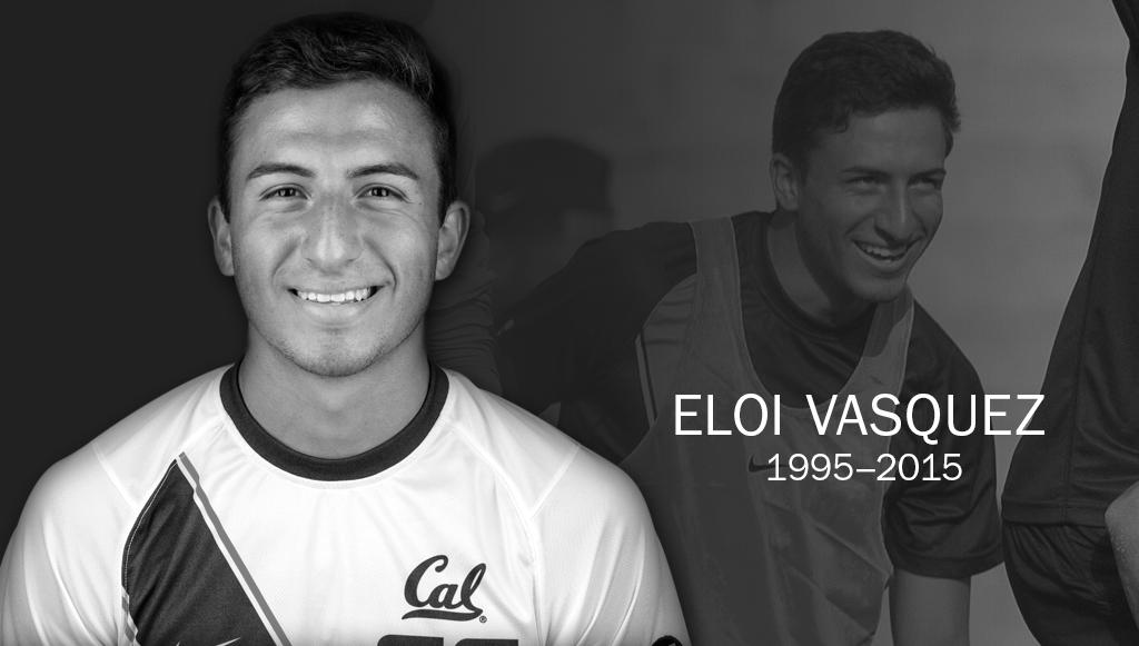 Today we lost a beloved member of the #CalFamily, Eloi Vasquez. We send thoughts & prayers to his family & friends. http://t.co/Pq0VAEanJU