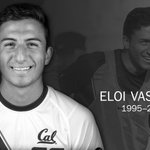 Today we lost a beloved member of the #CalFamily, Eloi Vasquez. We send thoughts & prayers to his family & friends. http://t.co/7PNGwAB2Bs