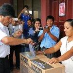 Evo Morales lamenta los resultados regionales de Bolivia http://t.co/8Yx9MsWafU Su partido pierde el feudo de La Paz http://t.co/aPOwTk1MgS