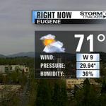 What an afternoon! #Eugene #KEZIwx @KEZI9 http://t.co/AztVhHvQfB