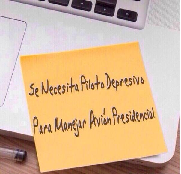 #LoBuenoDeSerPobreEs que todos buscamos un piloto con depresión http://t.co/Rj7yFkJaqg