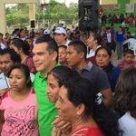 📢 Los jóvenes de Campeche son el presente del estado. No dejaremos de apoyarlos para superarse. #ConTodoParaTodos http://t.co/HqBb5jkeU3