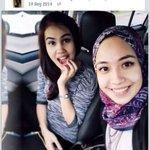 """@AkuTweetFakta: Gaduh sebab accident dh lah tudung. Muka manis perangai serupa babi. http://t.co/UBupuvPot9"" haa bagus salahkan tudung"
