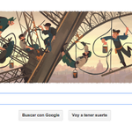 #TalDíacomoHoy hace 126 años se inauguraba la Torre Eiffel http://t.co/lyDB6XYiT2