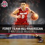 Congrats to @D_Russ0 - 1st team All-American! The 5th Buckeye in Coach Mattas 11 years to make the list - wow! http://t.co/xYsXT1DVnI