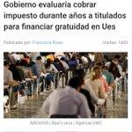 Educación gratuita??? #BacheletMiente http://t.co/xINDYAbTUK