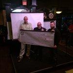 Congratulations Red Deer Food bank @100MenRedDeer @FionnMacCoolsRD http://t.co/1PlpQt90oP