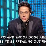 .@PeteDavidson cant believe how cool the #BieberRoast dais used to be. http://t.co/dlFdKPjG16