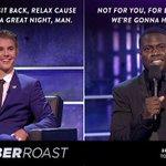 You didnt think @KevinHart4real would go easy on @JustinBieber, did you? #BieberRoast #ShareTheRoast http://t.co/I86uaom9mO