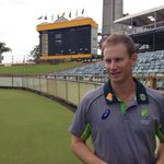 Great to hear from @acvoges on Test squad selection. A sensational bloke who has waited for his moment for 15 years. http://t.co/N59lfAV7Zv