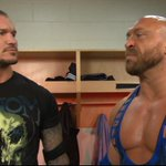 .@Ryback22 to @RandyOrton: You got a friend in me ... or at least a tag partner!  #RAW http://t.co/zzGiBrcRz7
