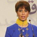 """الكاتبة الكويتية """"فجر السعيد"""" @AlsaeedFajer : «عاصفة الحزم» ستتجه إلى #ليبيا http://t.co/lWcCj1TMiJ"""
