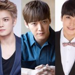 JYJs Jaejoong, Actor Choi Jinhyuk & Super Juniors Sungmin are enlisting today! Lets wait for their return! ^^ http://t.co/dJ8pquEbMN