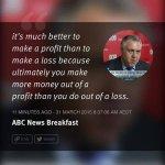 Ladies and gentleman... Australias Treasurer!!! (Actual quote made on breakfast radio this morning). #AusPol http://t.co/ka2eHHoMRB