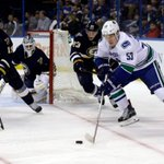 Vrbata, Lack lead the way in #Canucks 4-1 win over Blues http://t.co/akuBxNmN1L http://t.co/G6zn6XpGKM