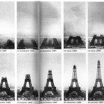 @Efemerides_es: Un día como hoy, en 1889, se inaugura la Torre Eiffel. http://t.co/XAJojXeFdW