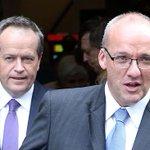 Bill Shorten sidesteps rebuking Luke Foley over scare tactics. http://t.co/0a5Y0hk1od #auspol #nswvotes http://t.co/G3E0TFKMdJ
