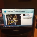 @rudygobert27 theyre finally showing you some love! #stifletower #jazznation @utahjazz http://t.co/enXnSeccXI