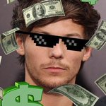 """""""HOW FANDOM SEES"""" """"LOUIS RIGHT NOW"""" #masterofallwisdom #LouisSlayedNaughtyBoyFollowParty http://t.co/dHQFx0zNB2"""