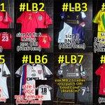 17.48 WIB #LB1 420 #LB2 210 #LB3 190 #LB4 220 #LB5 320 #LB6 200 #LB7 160 #LB8 100 Ending 18.01 WIB  http://t.co/pKbTvSLI3x