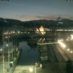 #Buongiorno dal @PortoAnticoGe live @RadioBabboleo per #Genova e la #Liguria che si sveglia. E #primavera davvero! http://t.co/vNBLg3qncK