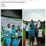 Keren banget ya ini atlit & pelatih @PemkotBogor pak @BimaAryaS cc: @infobogor @HeiBogor @Bogor_Runners @HalloBogor http://t.co/V4UN4uYVfa