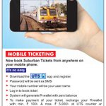 #Mumbai #MobileTicketing is the new mantra to avoid Queue at #Suburban #Railway stations @Central_Railway @rajtoday http://t.co/XE5uM0WdJL