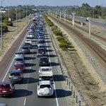The WA road toll for 2015 is at 45, thats 6 higher than last year. #EaseUp on Courtesy Day: http://t.co/xEpplf08Ml http://t.co/DgAGTNUIXy