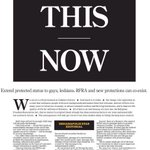 Wow! The Indianapolis Star takes a courageous stand. http://t.co/ZeLuHk91J3