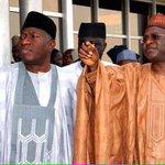 Yuguda told Jonathan that he would win in Bauchi with landslide. Bauchi APC: 931,958 PDP: 86, 085 #Nigeriadecides http://t.co/kXf3KU64Ym
