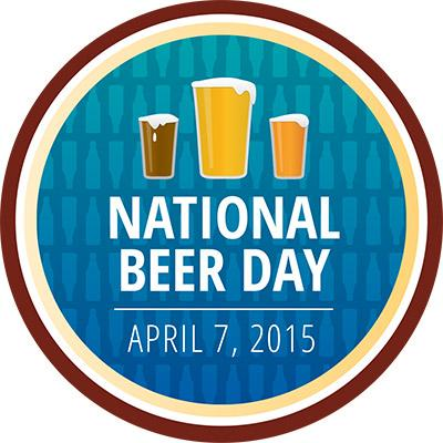 Happy #NationalBeerDay! Make sure to check-in anytime today for your special badge! http://t.co/eqNXa7CEmw http://t.co/F6kHDSqUXe
