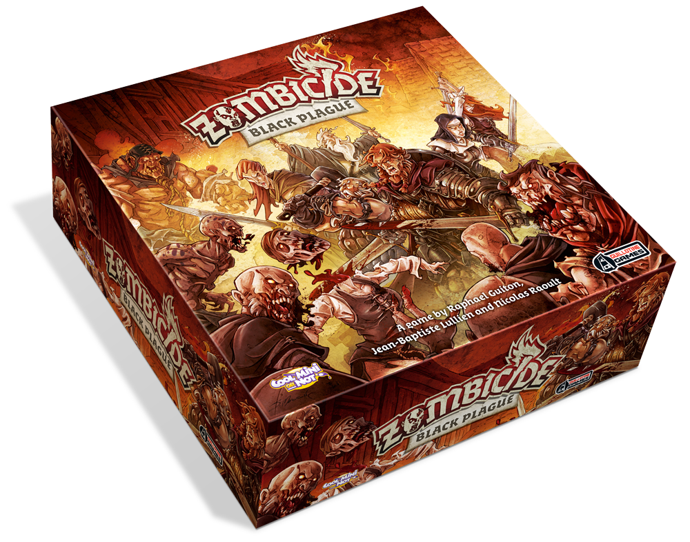 Guillotine Games Announces Zombicide: Black Plauge - http://t.co/MoU2aF4mbX http://t.co/gqnhuIKxWd
