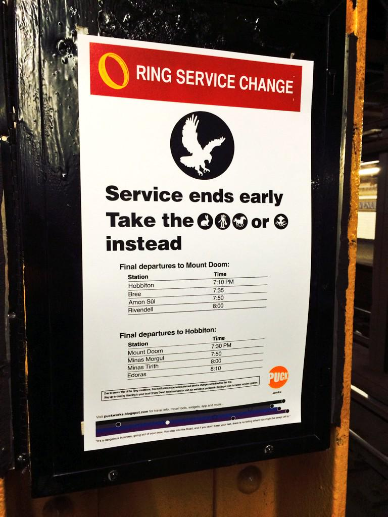 just saw this sign at my Park Slope subway station, LOL http://t.co/Fh1vKtDCYC