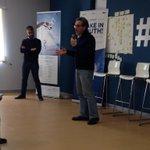 @fpassantino e la sua esperienza tra @GDG_Palermo @swpalermo per connettere Palermo #MakeInSouth15 #startup #wcap http://t.co/iRVdedZwCb