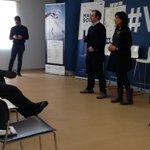 @fnarceri e la sua esperienza con il @gdgcatania per creare un network sostenibile #MakeInSouth15 #startup #wcap http://t.co/NR69MASJHU