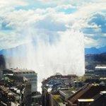 #Unwetter #Wetter MT @konradweber Sturmtief #Niklas macht aus Springbrunnen in #Genf einen Wasserfall. via @perissier http://t.co/o4icnsmdG8