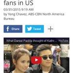 """Kathryn Bernardo and Daniel Padilla thrill fans in US"" ???? @bernardokath @imdanielpadilla http://t.co/4eq4znUo3u http://t.co/YZdaDKq80r"