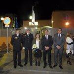 La Virgen de la Oliva será patrona de @pl_alcala de #Alcalá. Vínculo entre la @HdadBorriquita y el Cuerpo Seguridad. http://t.co/U04VWfncsm