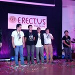 #erectusthegame #erectusindavao #erectusinph proud Davao devs being introduced by Alet of Maata Games. http://t.co/WrLco3KT5B