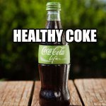 MT @TheParentsJury: If its green its healthy right?! Nice try Coke but you cant fool us, 10tsp sugar! #aprilfools http://t.co/4lqVYq3HGc