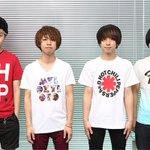 [Power Push] ユニクロ「UT MUSIC ICONS」特集 KEYTALKが語るバンドTシャツの魅力 http://t.co/xpTfa0MEUC http://t.co/w4Q5SHhlQt